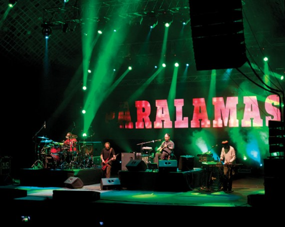Paralamas 30th Year Concert