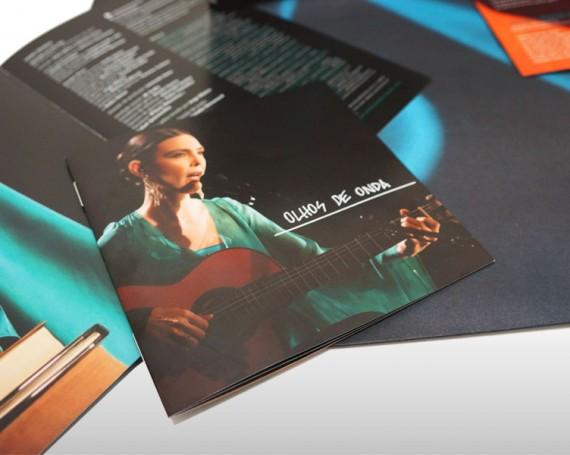 Olhos de Onda – Adriana Calcanhotto – CD e DVD