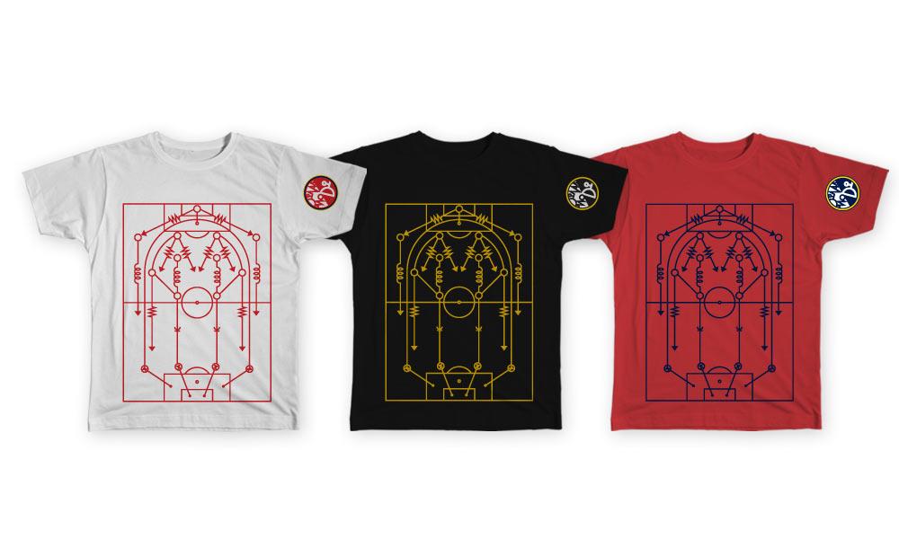 Dinamo-Camisetas