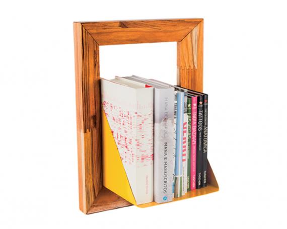 Porta-Livros ArteLeitura